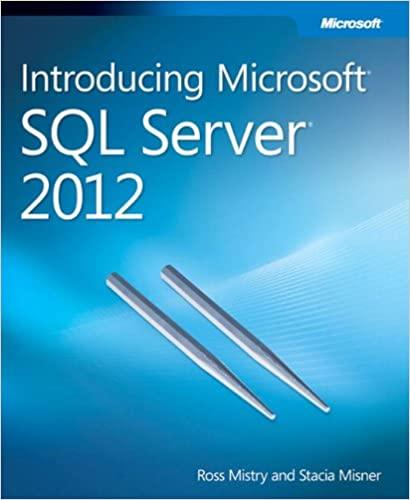 SQL Server Book
